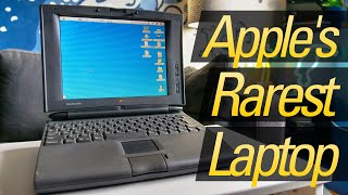PowerBook 550c: Restoring Apple's Rarest Laptop