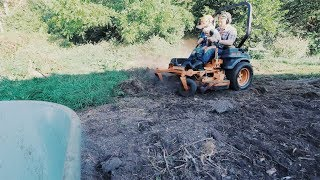 Making Compost with a Mower? True Story.