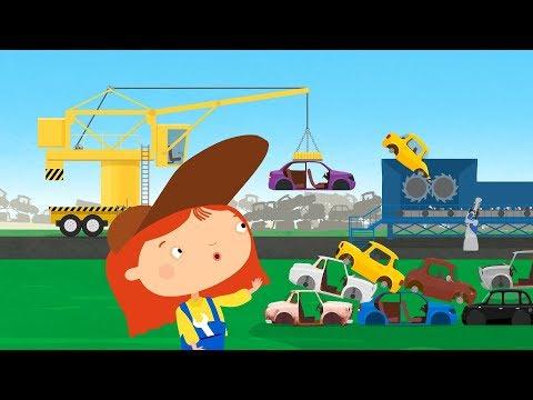 Доктор автомобилей мультфильм