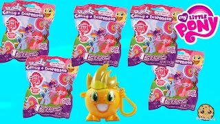 5 My Little Pony Radz Candy Surprise Mystery Blind Bags + Limited Edition - Cookieswirlc Video