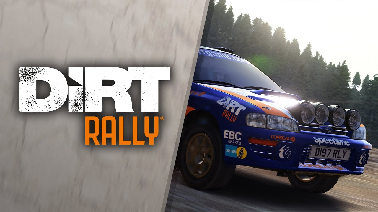 DiRT Rally - Early Access Announcement Trailer