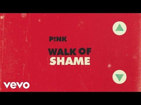 P!nk - Walk of Shame:歌詞+中文翻譯