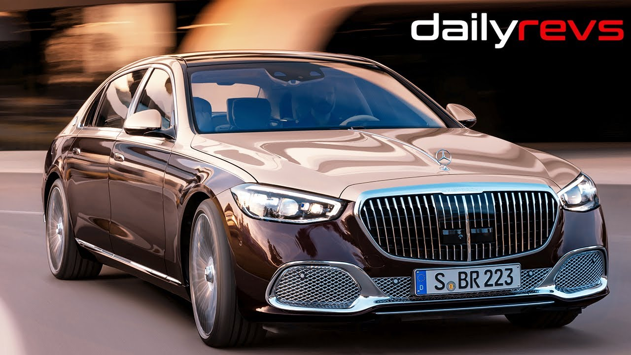 2021 Mercedes-Maybach S-Class | Most Luxurious Car In The World!