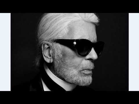 A tribute to Karl Lagerfeld