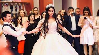Лезгинка с невестой Свадьба Аскера и Анетты часть 3