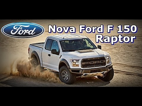 Ford F 150 Raptor 2017 - Motor Show 2016 - FVM