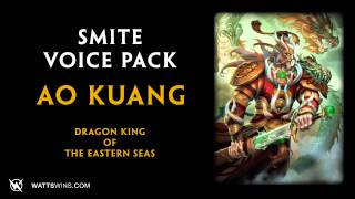 Ao Kuang Remodel Smite Voice Pack + VGS
