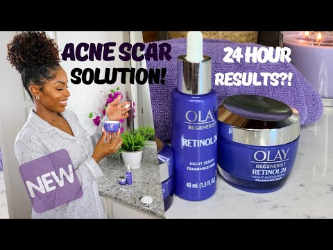 Olay Retinol 24 Review Is This The Best Moisturizer Walgreens Youtube