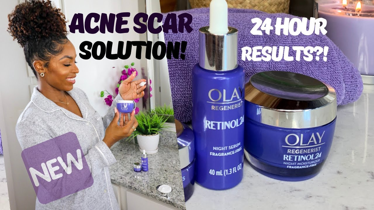 Olay Retinol 24 Review Is This The Best Moisturizer Walgreens