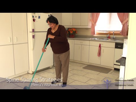 Meera's Exercises: Part 1 Activities of Daily Living