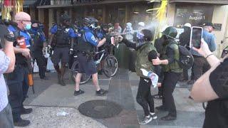 Austin protests after shooting death of Garrett Foster: Mayor speaks after protests ramp up | KVUE