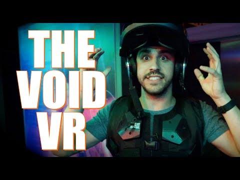 The Void VR Visit - Star Wars And Nicodemus Virtual Reality