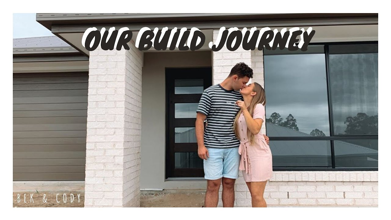 Download OUR HOUSE BUILD // Bek & Cody