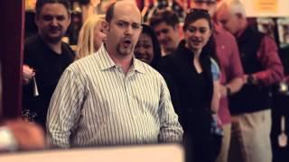 Opera Flash Mob at the North Market