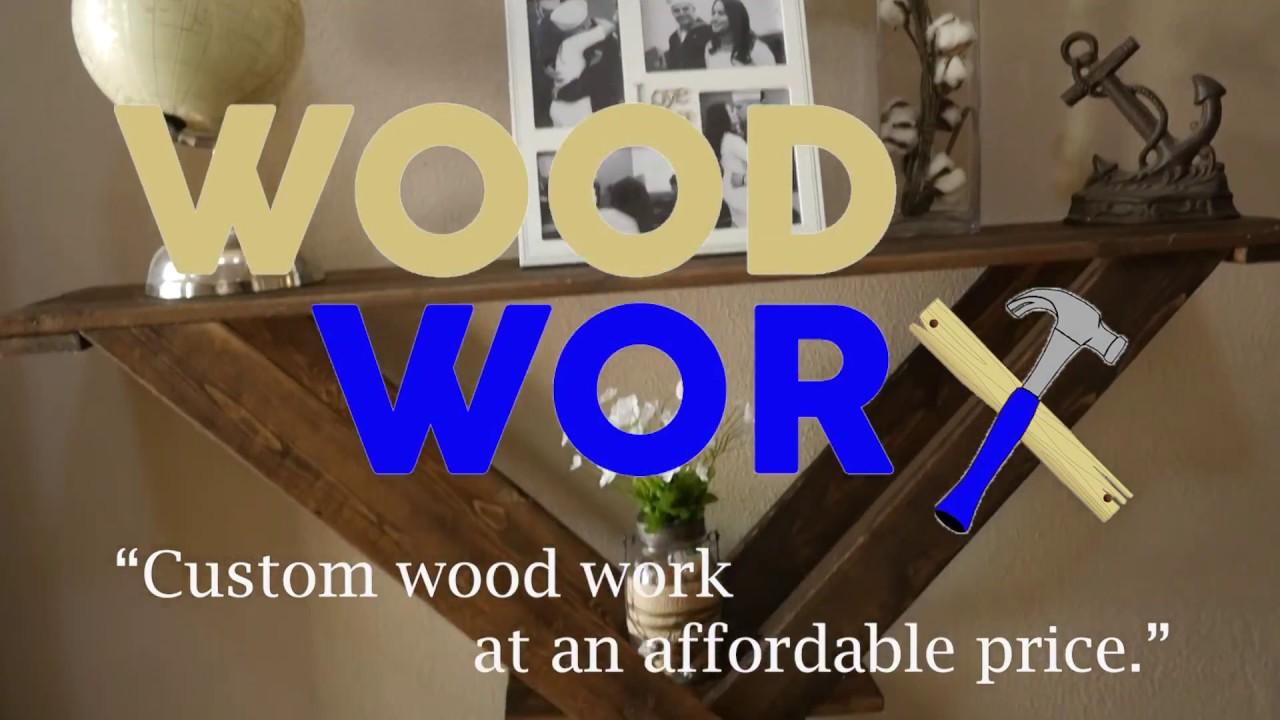 Quay video quảng cáo cách chế tạo gỗ