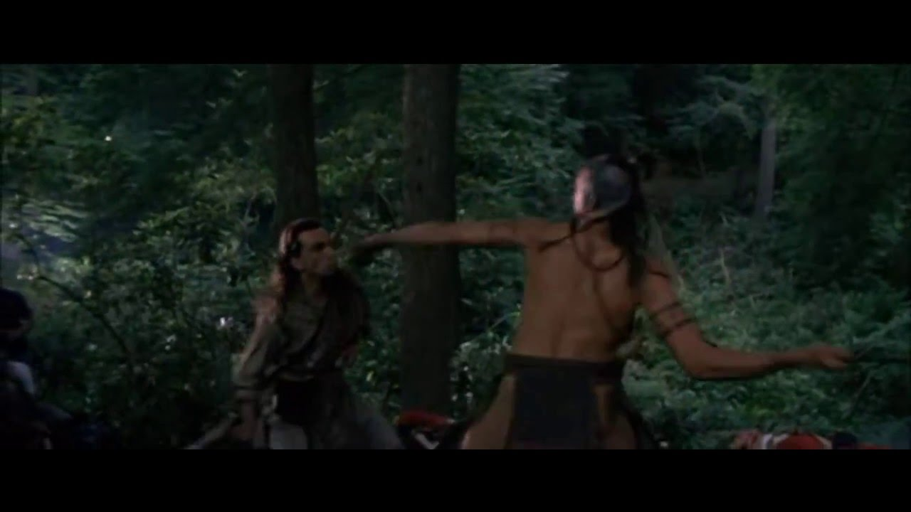 an analysis of the movie the last of the mohicans directed by michael mann