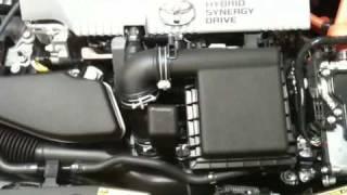 2010 Prius Engine Knocking