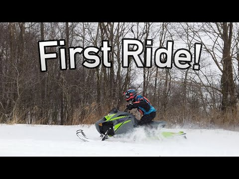 Open House + First Rip On The Arctic Cat Blast 4000