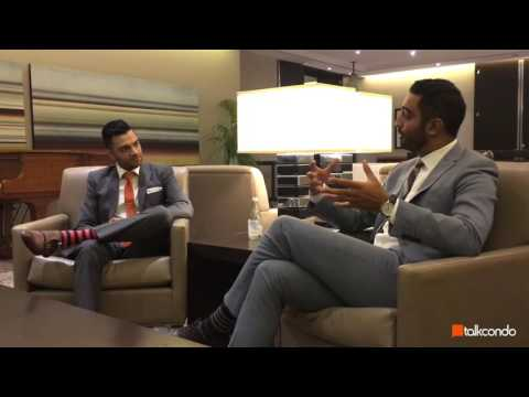 Axis Condos: TalkCondo Interview Shamez Virani (Full Interview)