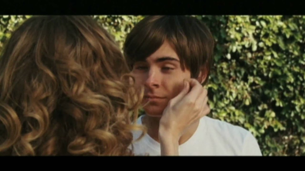kissing zac efron in quot17 againquot youtube