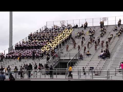 The Hills - UAPB Marching Band (2015)