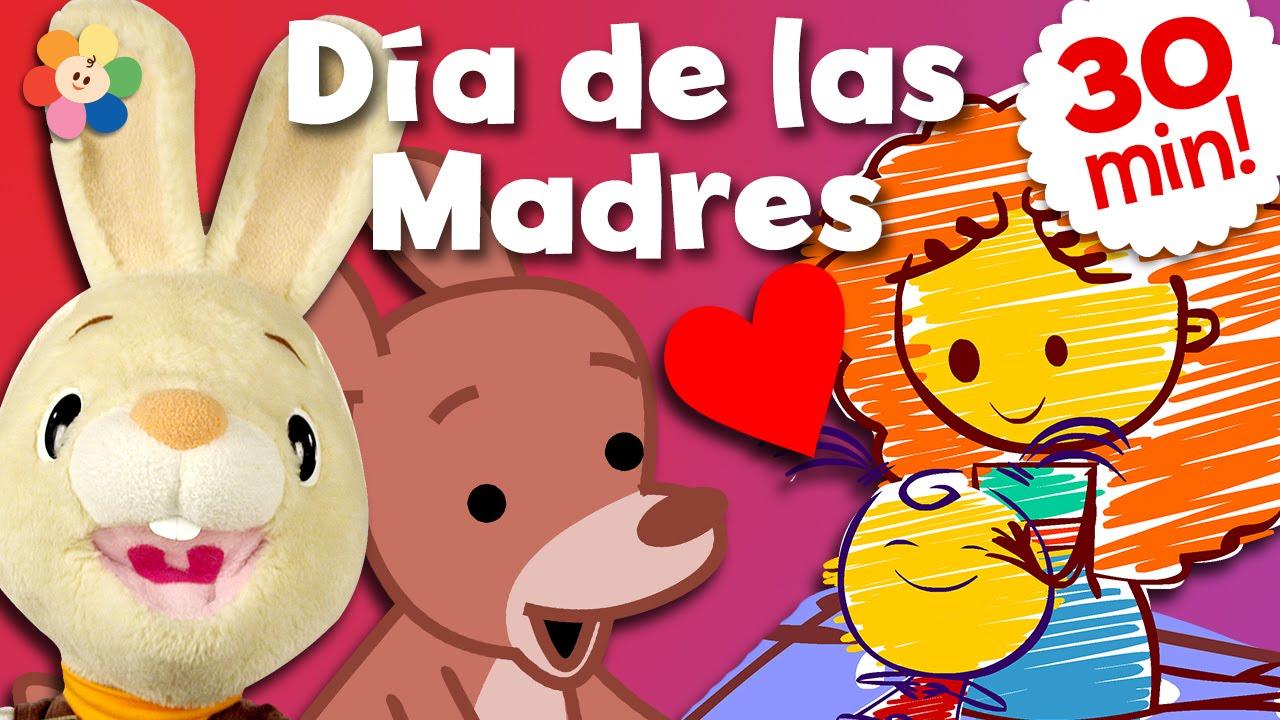 Feliz Dia De La Madre 30 Minutos De Canciones Del Dia De Las Madres Cancion De La Madre Youtube