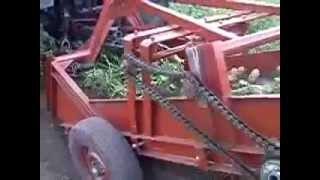 Картофелекопатель ктн-ге жіберу қажет–2В трактор тартымдық сынып 1,4