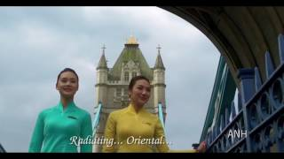 Em trong mắt tôi - Vietnam Airlines 8/3/2017