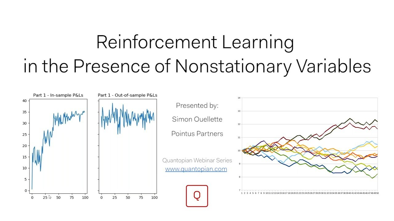 Reinforcement Learning in the Presence of Nonstationary Variables with  Simon Ouellette