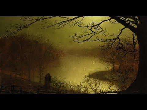 John Atkinson Grimshaw (1836 -1893) ✽ Debussy / Clair de Lune