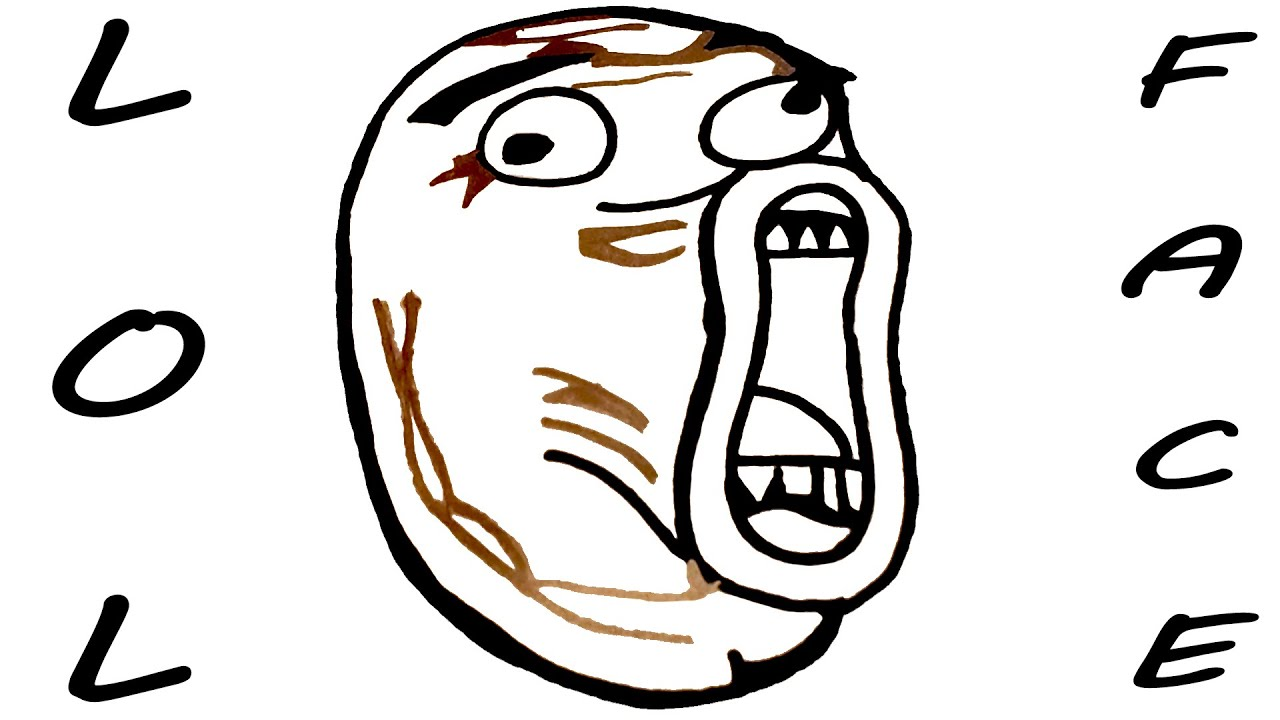 maxresdefault how to draw memes meme faces lol face mrusegoodart youtube,Memes Drawing