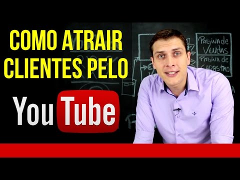 Como Atrair Clientes pelo YouTube - YouTube Marketing