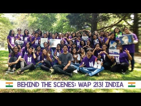 BTS - Behind The WAP 2!3! (India)