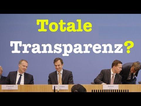 8. September 2017 - Sehenswerte Bundespressekonferenz