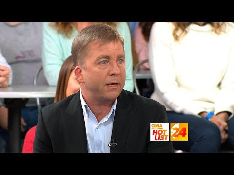 'GMA' Hot List: Peter Billingsley dishes on a deleted  from 'A Christmas Story'