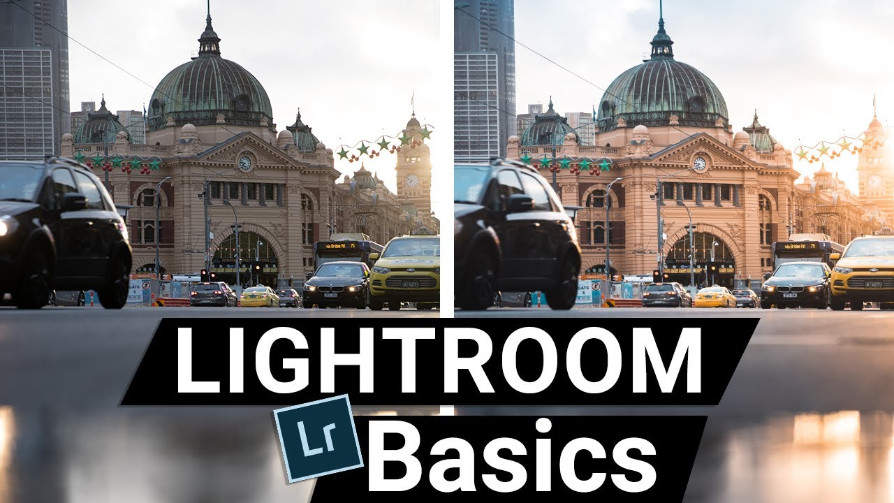 Ultimate Lightroom Tutorial