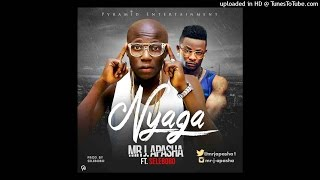 Mr J Apasha ft Selebobo - Nyaga (NEW 2015)