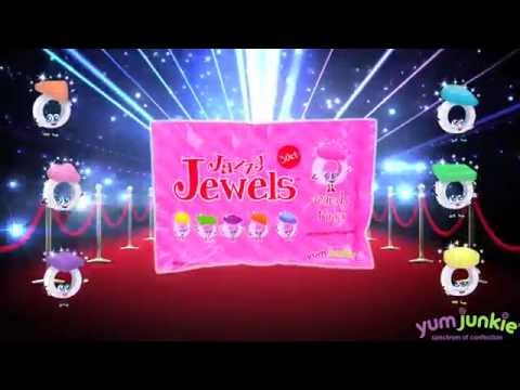 CANDY BLING   Jazzy Jewels Candy Rings