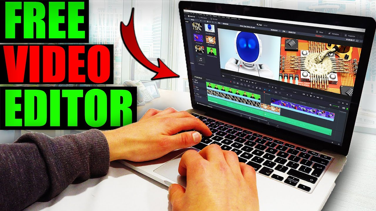 Download Top 3 Best FREE Video Editing Software 2021