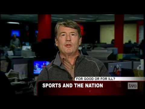 Bruce Dowbiggin on Sports & Nationalism