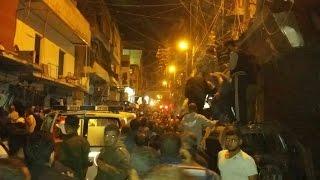 URGENT - LIBAN : 2 explosions dans la banlieue sud de Beyrouth - Fief du Hezbollah visé