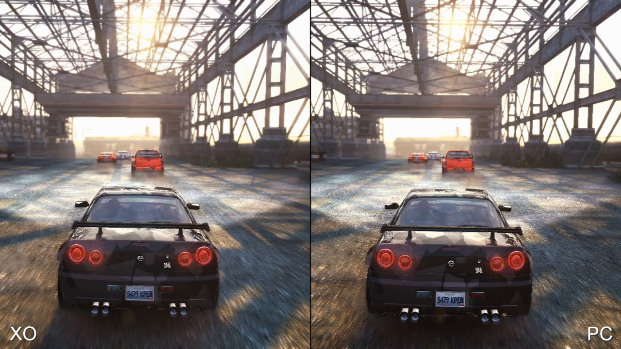 The Crew Xbox One : the crew xbox one vs pc comparison youtube ~ Aude.kayakingforconservation.com Haus und Dekorationen