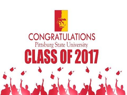 SP17 Graduation Ceremony - College of Arts and Sciences