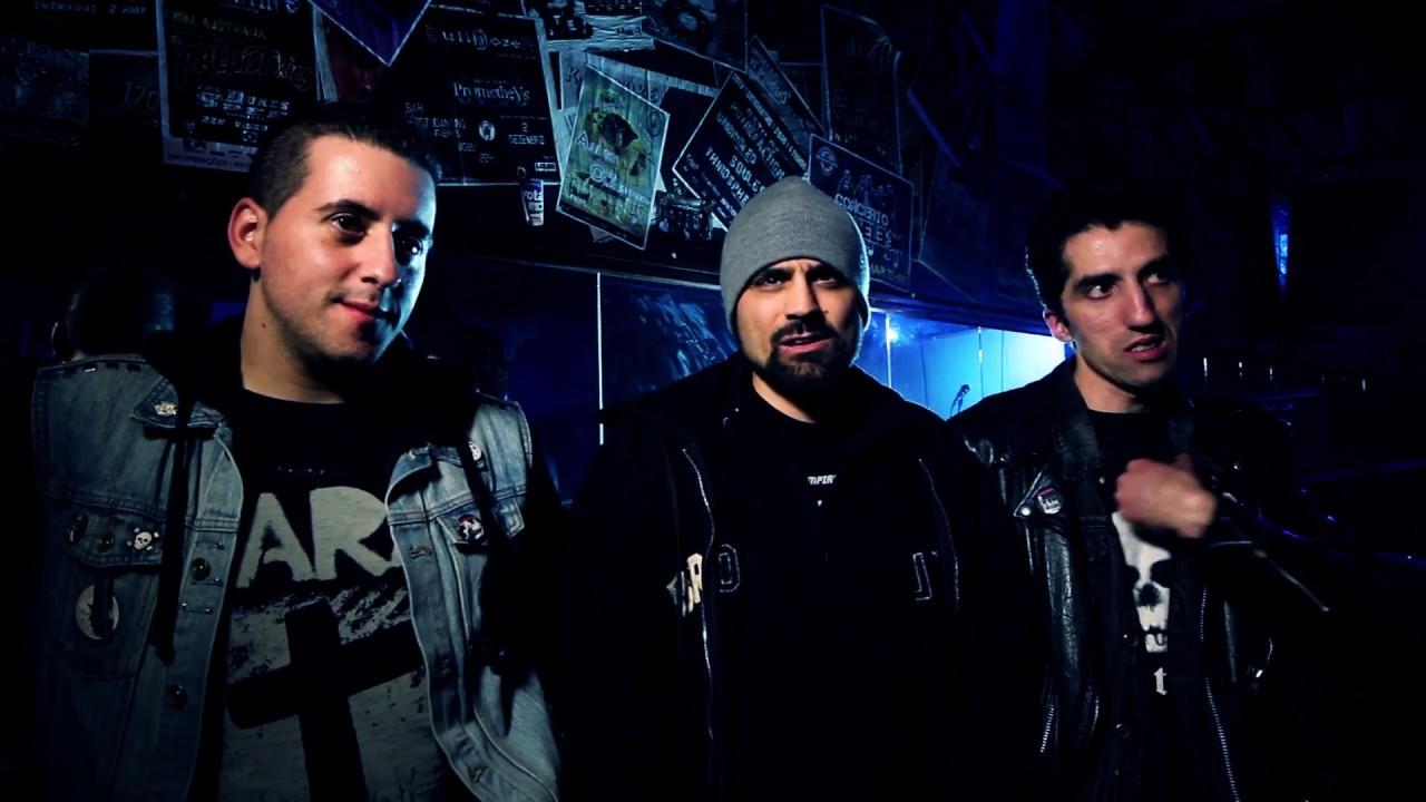 Teaser - Diez años en la mierda (Documental punk)