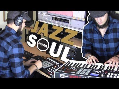 "Making A Jazz Soul Hip-Hop R&B Beat From Scratch ""Reminisce"" (prod. By TCustomz)"
