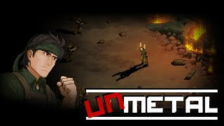 UnMetal Official Trailer (ENGLISH)