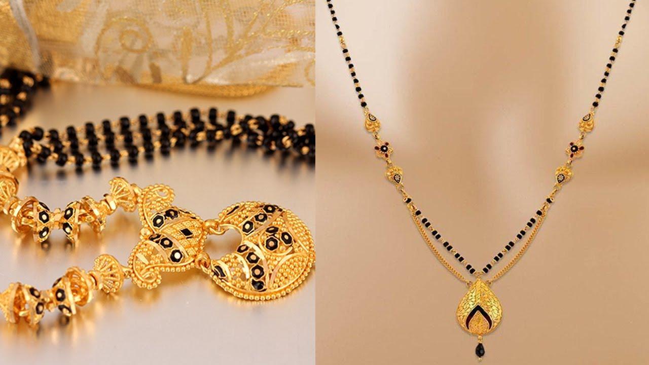 Modern Mangalsutra Designs For Married Hindu Women
