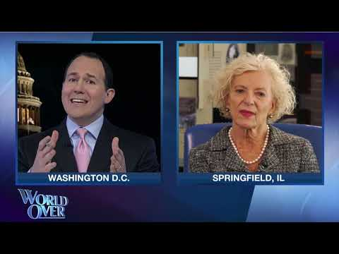 World Over - 2018-09-13 - Illinois Supreme Court Judge Anne Burke with Raymond Arroyo