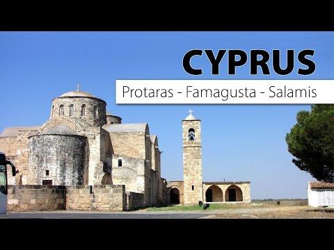 Cyprus - Kypr - Protaras - Famagusta - Salamis - Travel Guide