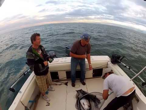 Fraser River Mouth Chinook Salmon Fishing
